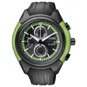Citizen Chromo-Graph verde