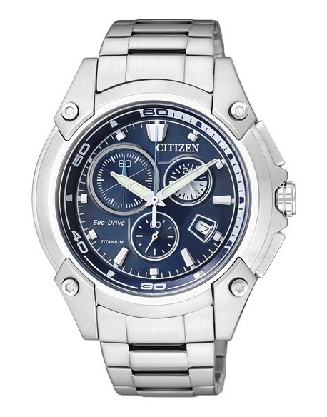 Citizen Crono Eco Drive 204
