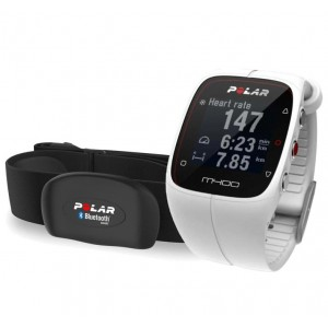 POLAR M400 HR H7 WHITE